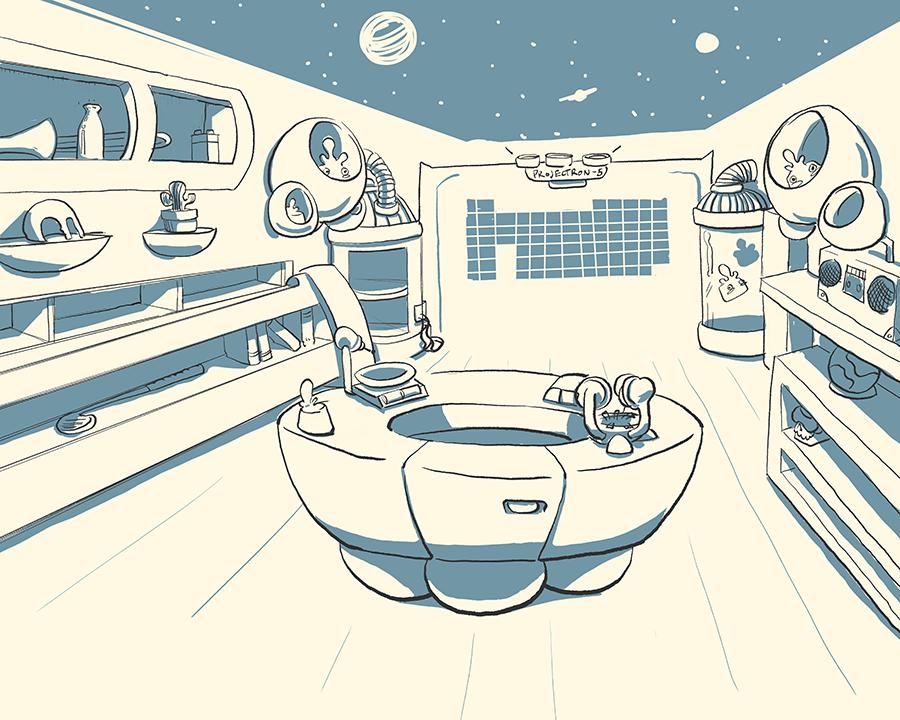 Lab Concept - Front