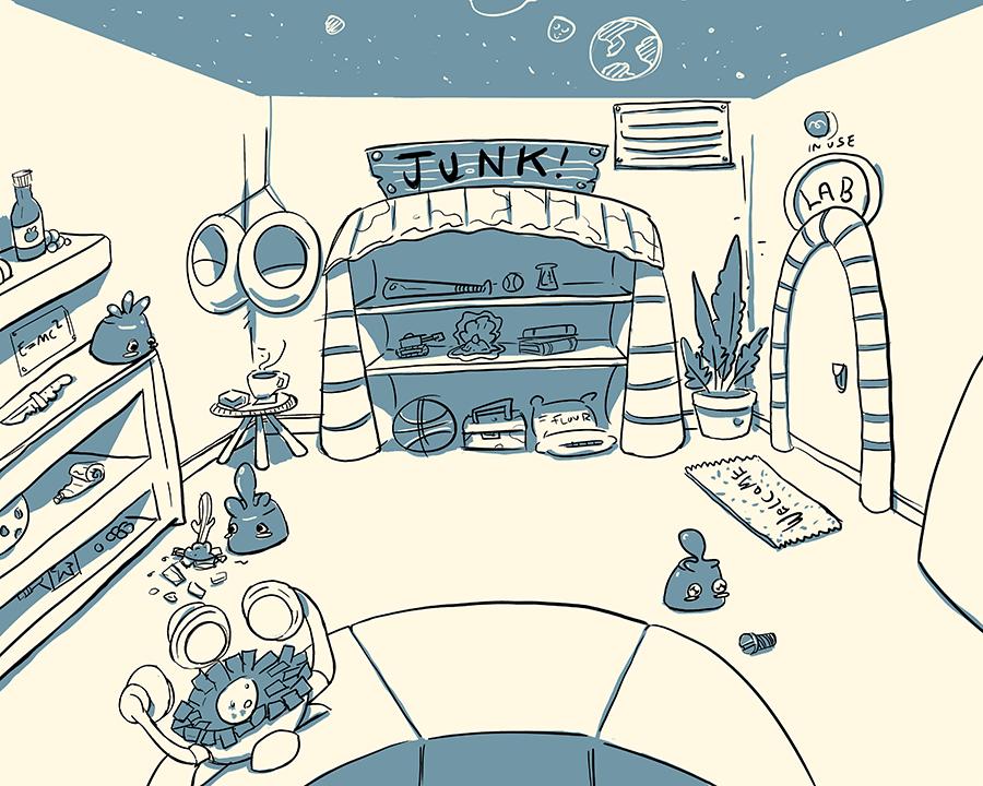 Lab Concept - Back