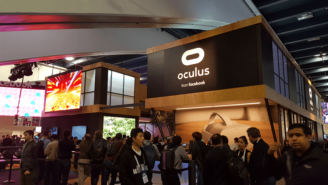 Game Developers Conference 2018 - Oculus