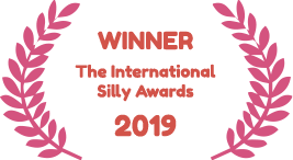 Winner at the International Silly Awards 2019